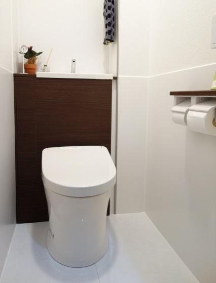 便器内の除菌機能の付いたトイレについてご紹介します!
